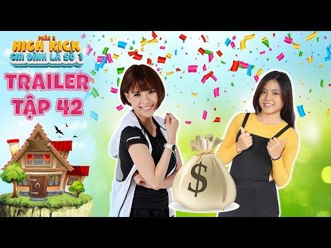 Gia đình là số 1 Phần 2 |trailer tập 42: Tâm Ý mừng rỡ bất ngờ vì được Thám Hoa tăng lương hậu hĩnh