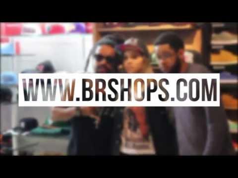 Baixar Loja BR Shop | Tarde de Autógrafos com EMICIDA e RAEL