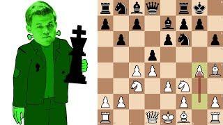 2nd Lichess Titled Arena feat. Magnus Carlsen (DrDrunkenstein)