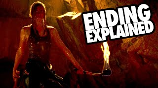 THE DESCENT (2005) Ending Explained