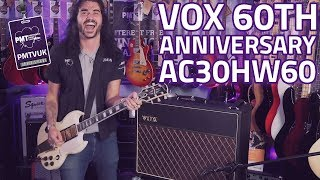 VOX AC30HW60 60th Anniversary Hand Wired Guitar Amplifier