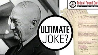 Millionaire Charles Vance Millar and His Practical Jokes from Beyond the Grave