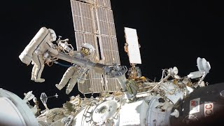 NASA to use robots to build new space station