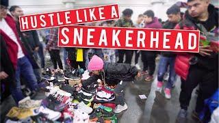 Watch a Sneakerhead Hustle For Yeezys  |  Sneaker Con NYC