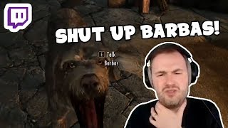 Sips streams Skyrim but only the funny bits #2