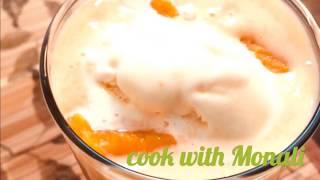 Mango milkshake recipe   fresh mango shake  mango milkshake like restaurant/how to make mango shake