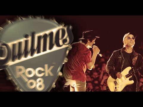 Las Pelotas - En vivo (Quilmes Rock 2008 )