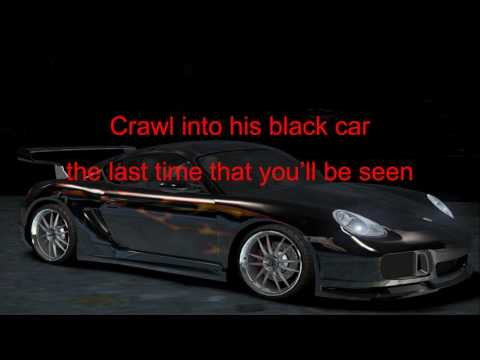 Leon Else - Black Car (lyrics)