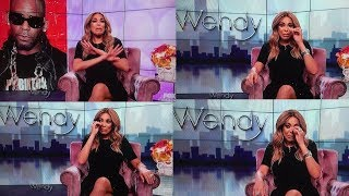 Wendy Williams CRYING about R.KELLY! He told her EVERYTHING and says he CAN'T READ, WRITE, or ADD!