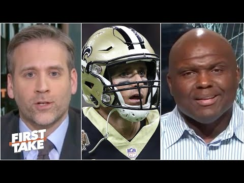 Should Drew Brees be considered a top-tier QB of all time? First Take debates
