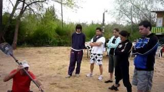 Curso de remo en kayak