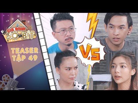 Gia đình sô - bít|Teaser tập 49:Cả gia đình quyết cùng nhau lật tẩy bí mật của Hoàng Tú, Bạch Dương?