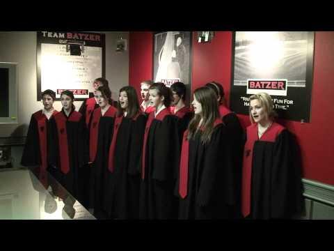 Silent Night- 2010 NMHS Choir