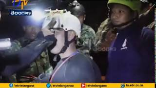 Watch | Thai Navy Releases Pictures of the Daring Cave Rescue Mission
