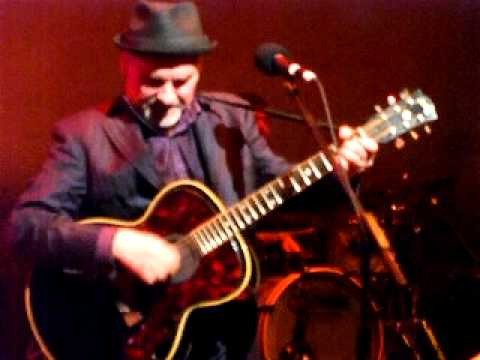 Paul Carrack ~ When You Walk In The Room, Queen's Hall, Edinburgh