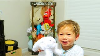 Surprise For Toddler's New Bedroom! (Adorable Reaction)