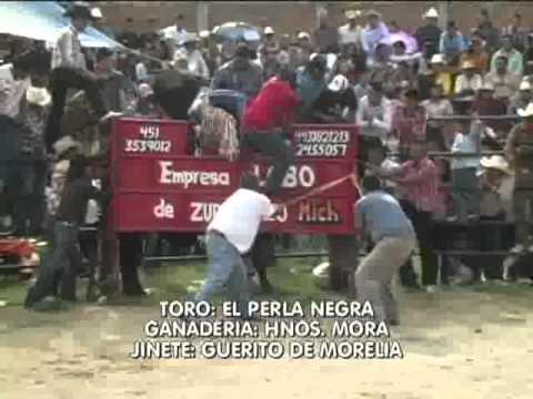 PRIMER  JARIPEO DE LA FIESTA IRAPEO 2012