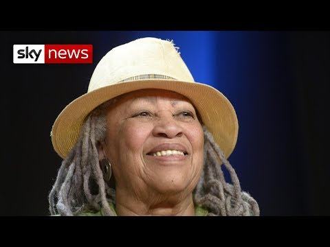Jesse Jackson: Toni Morrison's work transcended race and gender