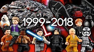 Every LEGO Star Wars Set EVER MADE 1999-2018