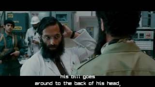 The Dictator 2012  Nuclear  Full Scene Funny Conversation