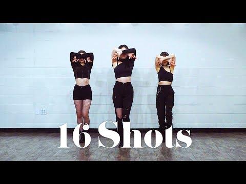 BLACKPINK 블랙핑크 '16 Shots' | 커버댄스 DANCE COVER | 안무 거울모드 CHOREOGRAPHY MIRRORED