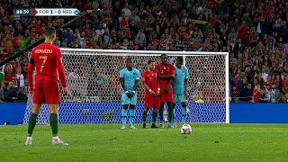 Cristiano Ronaldo Plays That Happen Once In a Lifetime