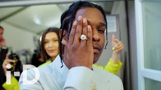 Bella Hadid, A$AP Rocky, and Lily Allen turn up for Kim Jones' first Dior Homme Show