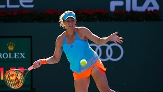 WTA R16 Highlights: Pavlyuchenkova Vs. Cibulkova