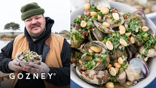 Vietnamese Clams with Peanuts | Guest Chef: Matty Matheson | Roccbox Recipes | Gozney