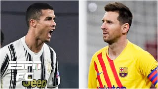 Has Cristiano Ronaldo FINALLY supplanted Lionel Messi as the GOAT? | ESPN FC Extra Time