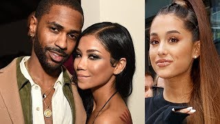 Ariana Grande's New Album Will Feature DISS TRACK To Ex Big Sean's Current Flame Jhen Aiko!