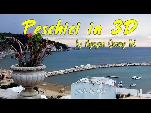Peschici 2014 in 3D FULL SBS yt3d @3Dstreaming
