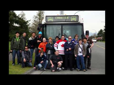 West Transit Vancouver Orion I Retirement Farewell