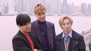 w-inds.10年目の香港公演で「ありがとう!」