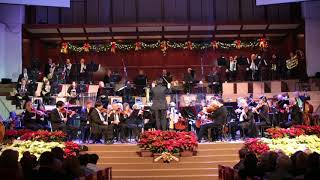 Fort Worth Symphony Orchestra performs Bugler's Holiday