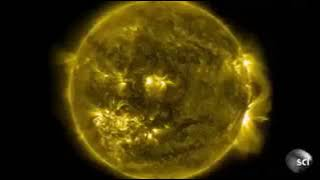 NASA got successful in getting a recording of sounds on Sun. Amazing stuff.