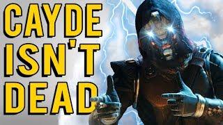 Why Cayde 6 Doesn't Really Die in Destiny 2 Forsaken