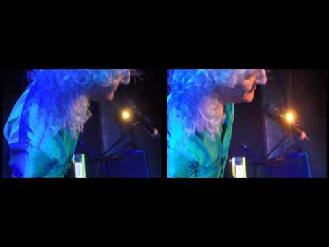 ANCONA Stereo 3D by @DrBrianMay