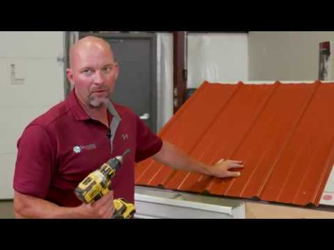Corrugated Metal Panels vs. Standing Seam Metal Roofing | Roofing Mythbusters Series | Skywalker Roofing