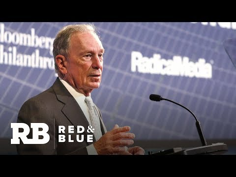 Michael Bloomberg announces he won't run for president in 2020