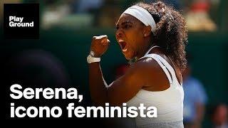 Serena Williams: una vida luchando contra la discriminación.