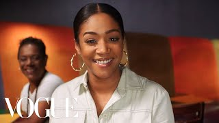 73 Questions With Tiffany Haddish   Vogue