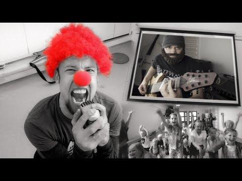 Hakuna Matata (metal cover by Leo Moracchioli feat. Rob Scallon)
