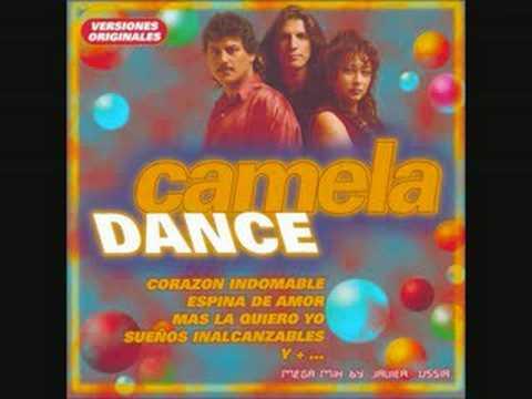 camela corazón indomable (dance 1998)