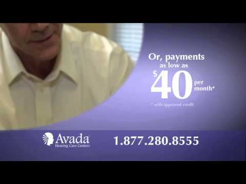 Avada Hearing Care Centers TV Spot 2