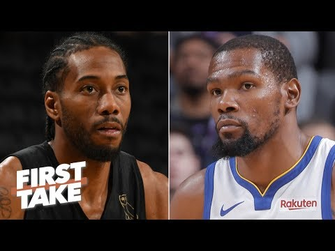 I want full credit for Kawhi if he shuts down Kevin Durant in Game 5 – Max Kellerman | First Take