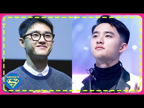 EXO D.O was Chosen as the Most Anticipated Idol in 2019 Based on Votes and Opinions from Reporters