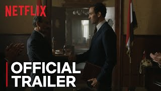 The Angel | Official Trailer [HD] | Netflix