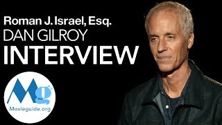 Dan Gilroy Interview: Roman J. Israel, Esq.