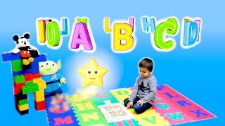 ABC Song Learn English Alphabet for Children | Nursery Rhyme from BabyStarShow
